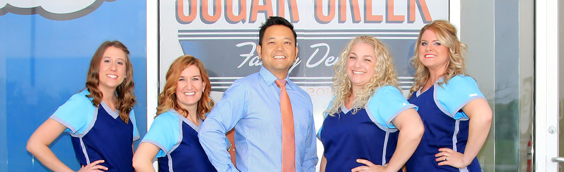 Meet Our Team - Sugar Creek Family Dental Fenton, MO