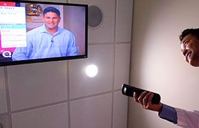 Amenieties - Flat Screen TV's